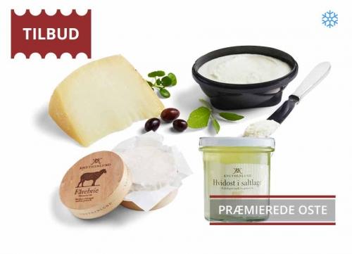 Knuthenlund præmierede oste