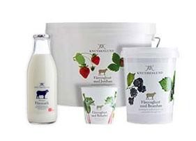 Økologisk mælk og yoghurt